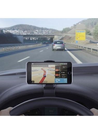 Techmaster Techmaster Kontrol Paneli Araç Göğsü Telefon Tutucu Tutacağı Tüm Modeller Renkli